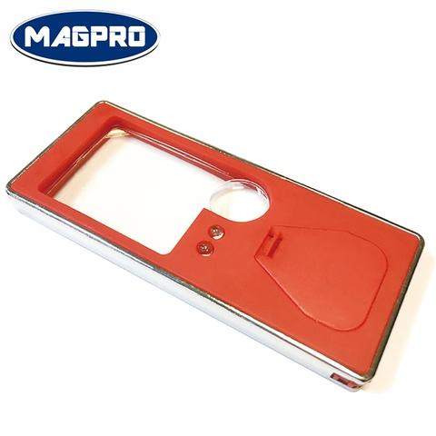 《Magpro》Wholesale plastic LED magnifying glass