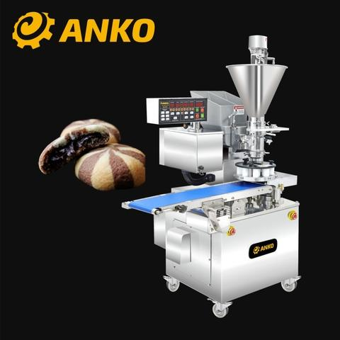 Automatic Filled Striped Cookie Making Machine