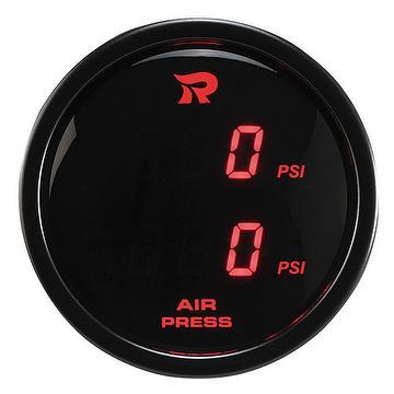 Taiwan Air Pressure Gauge-PSI Digital Dual Display 52mm