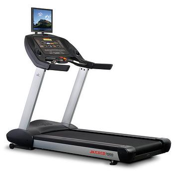 Taiwan Professional Commercial Treadmill with 3HP AC Motor | JIH KAO