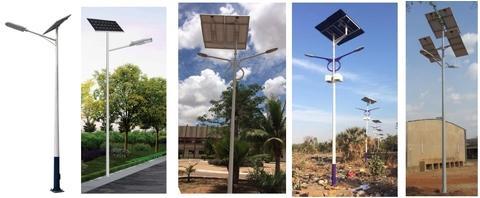 Solar Street Light  40W ~ 100W