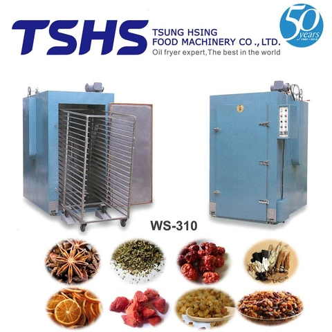 High Working Industrial Box Type Seafood Drying Equipment
