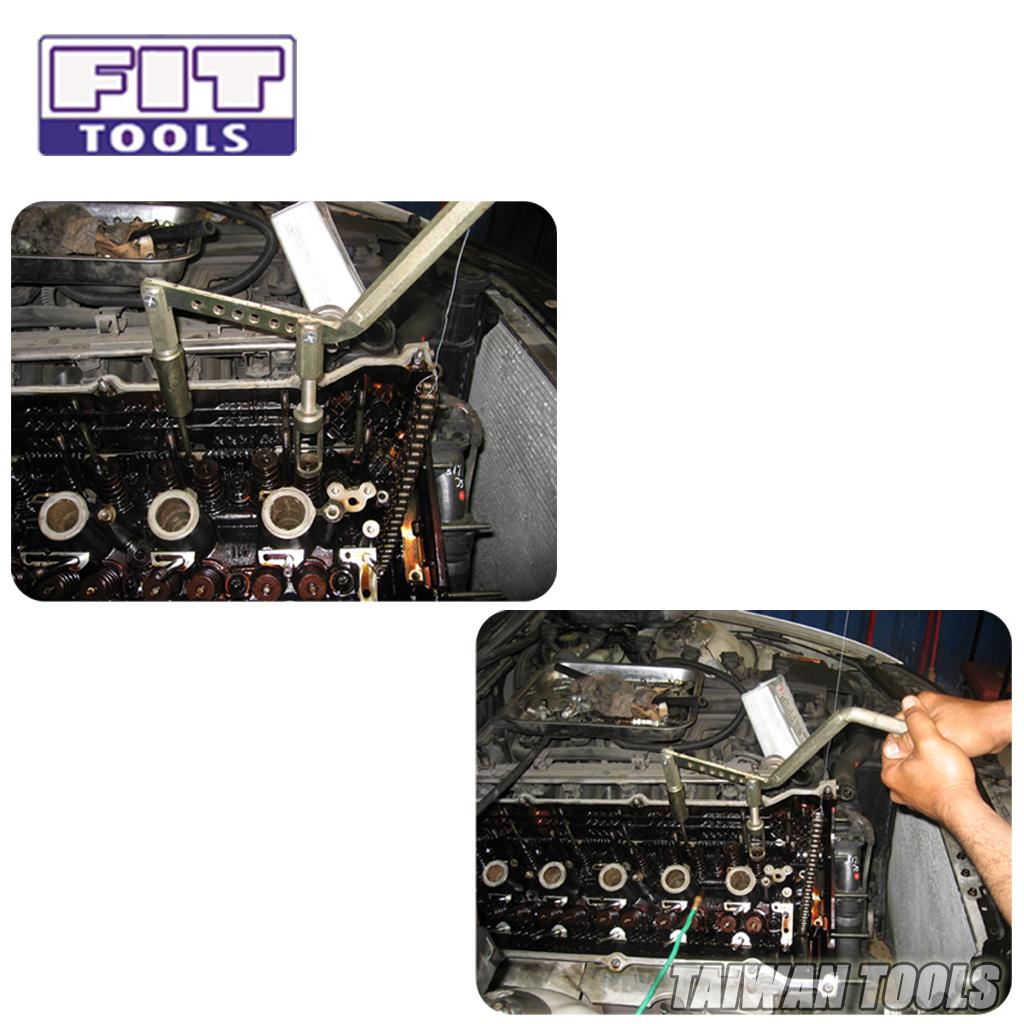 Taiwan Oil Seal Valve Spring Compressor Kit | FIRSTINFO TOOLS CO , LTD