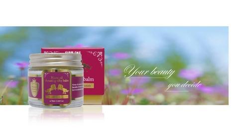 Organic Skin Care Silky Horse Oil Balm
