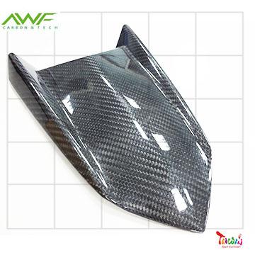 Carbon Fiber motocycle windshield