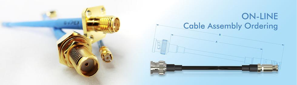 ON-LINE Cable Assembly Ordering