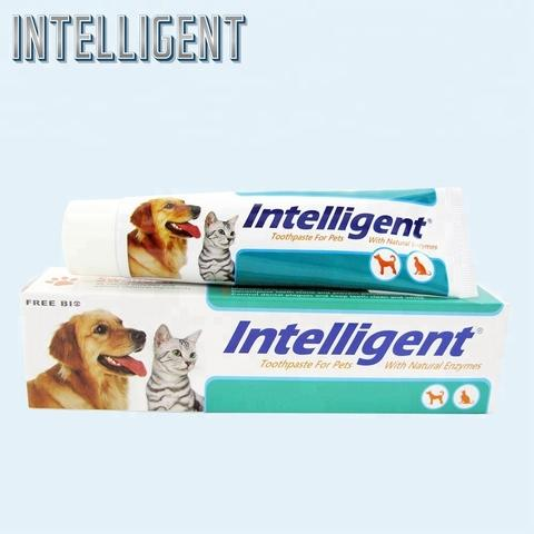 Intelligent Dog Toothpaste Enzymatic for Dog  Teeth Cleaning