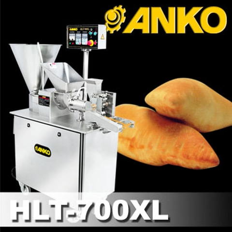 Automatic Hot Pocket Making Machine (Stainless Steel, Hot Sale)