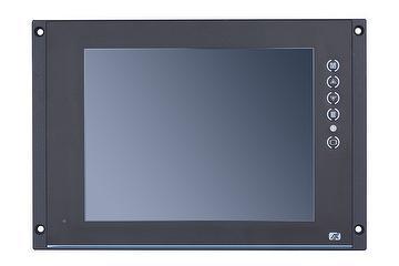 """10.4"""" EN50155 Railway Fanless Touch Monitor"""