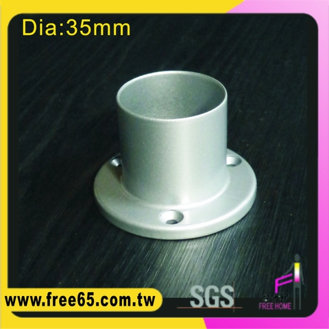 handrial seat bracket fitting /pipe brackets