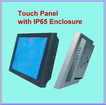 Taiwan Touch Screen with IP65 Enclosure, Waterproof & Dust