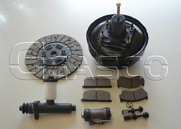 BRAKE AND CLUTCH PARTS