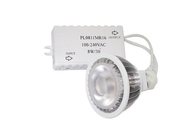 8W LED SPOT LIGHT RF DIMMABLE