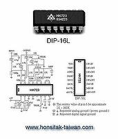 Audio Controller IC HK723