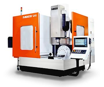 Taiwan High-Speed 5-Axis CNC Machining Center/Milling