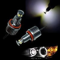 High quality LED Marker Light 40W Angel Eyes H8 E92 E90 Manufacturer Wholesale LED Headlight For BMW