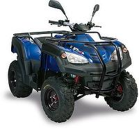 ATV - 320U Shaft Drive ( All Terrain Vehicle )  ATV Quad Racing