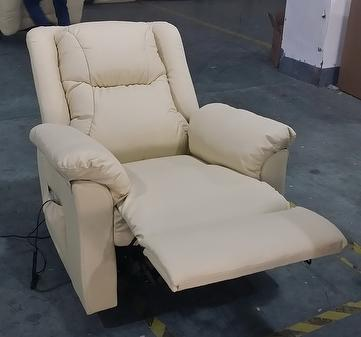 Vibrator Electric Lift Chair Home Leather Recliner Chair Electric Recliner  Sofa