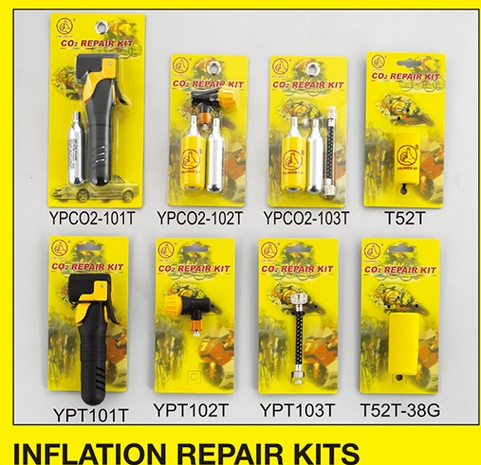 INFLATION REPAIR KITS