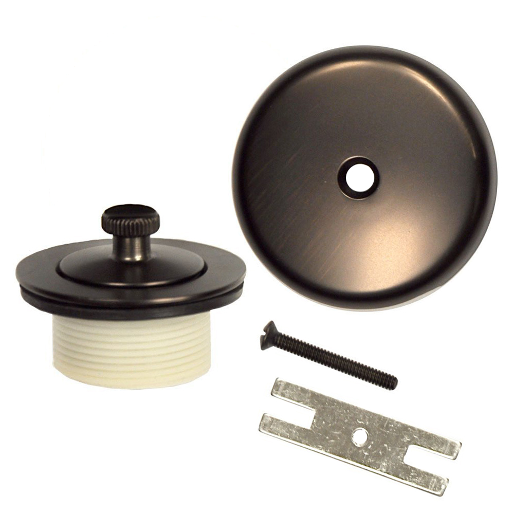 Taiwan Universal Bath Overflow Drain Cover Plate Amp Stopper