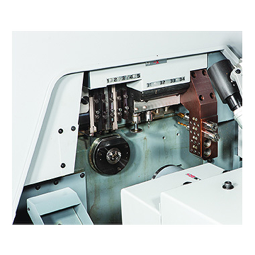 swiss lathe machine