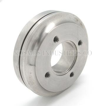 BS970 SUS316 Milled Gland Adaptor