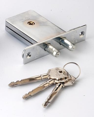 AM-215 Security bolt lock with 3 keys