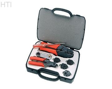Crimping Tool Kit, Stripping tools, Cutting tools, Hand tools, wire tools