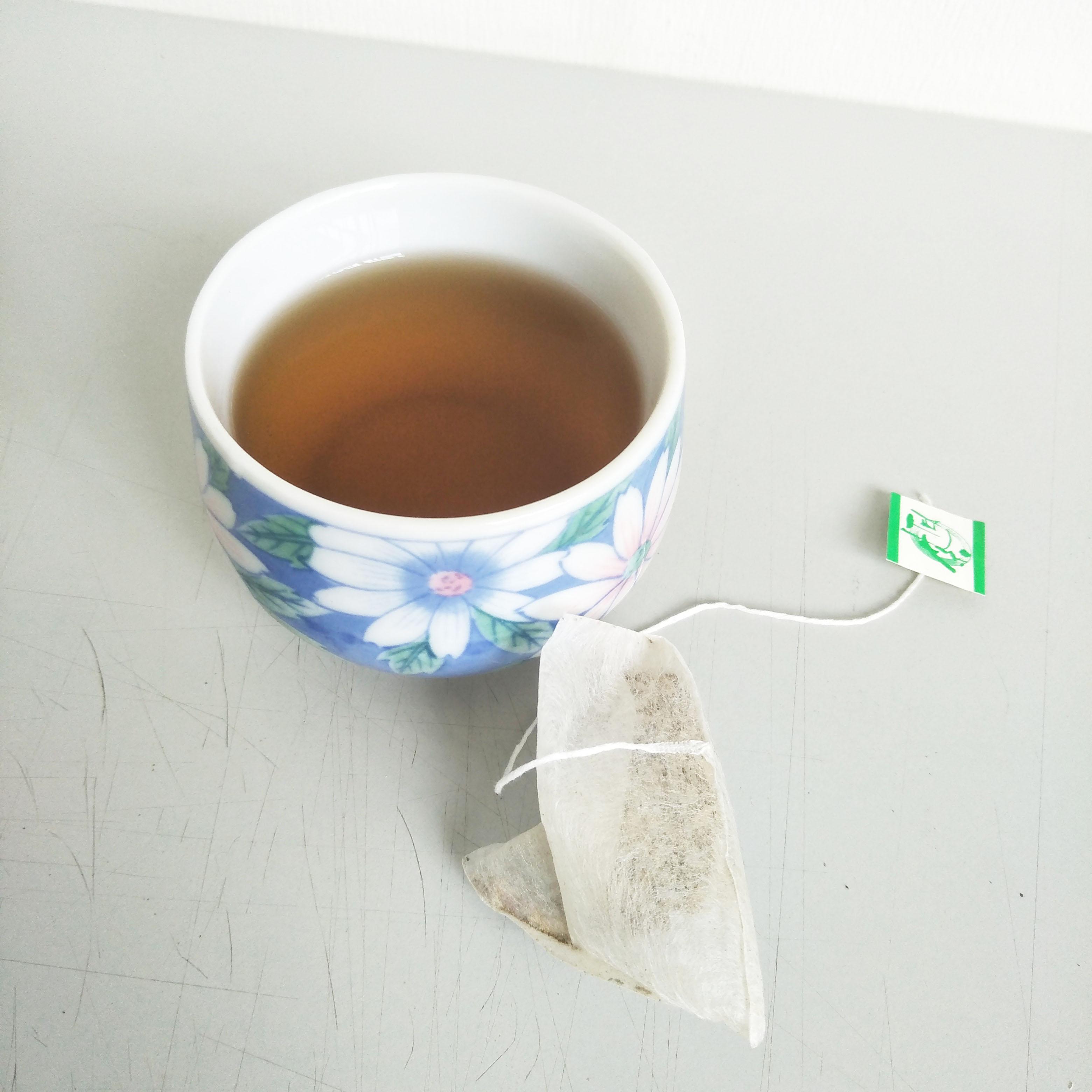 Sweet After Taste Goji Ginger Tea