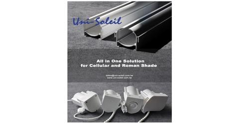Uni-Soleil Has Been A Leading & Professional Manufacturer with A Proven Track Record in The Development and Manufacturing of Window Coverings & Components Since 1991 In Taiwan