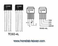 LED Blinking IC HK3258