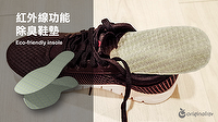 Eco-friendly insole