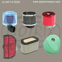 12_MOTORCYCLE AIR FILTERS