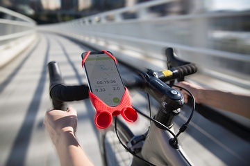Bike Tie Speaker