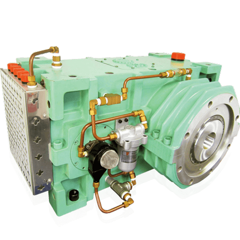 PCM Air-cooling Gearbox  Made In Taiwan
