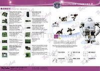 世界運動大會指定極端科技紀念商品-BeRobot机器人