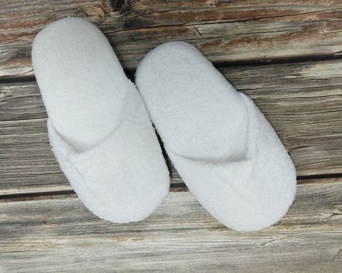 Luxury Hotel Towel Slippers