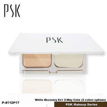 P17_Taiwan PSK Make Up_Whitening 2-Way Cake