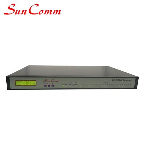 Taiwan 16FXO/ 16FXS VoIP Gateway 8FXS+8FXO, SIP+H 323