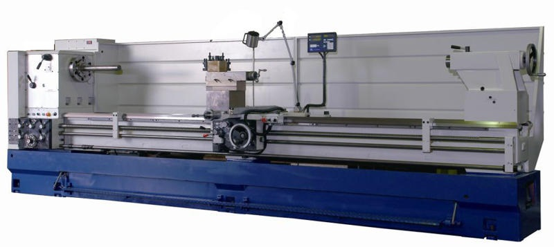 Conventional Flat Lathe, Oil Pipe Cutting Lathe