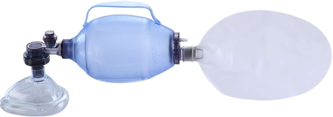 Disposable Resuscitator with Handle