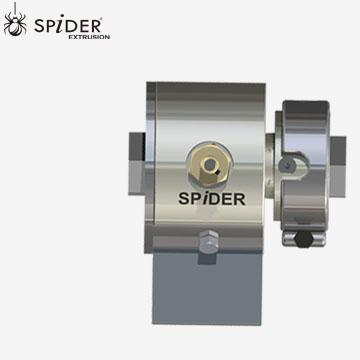 co-extrusion electric crosshead