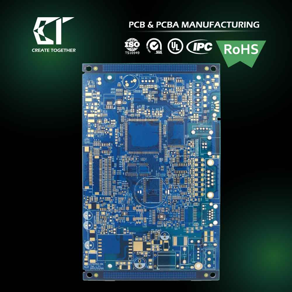 Taiwan Pcb Manufacturer Ru 94v0 Prototype Cem 1 Boards Assembly Components With High Quality Buy Pcba Circuit