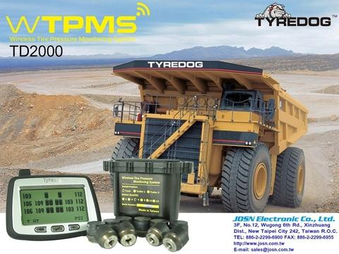 Truck TPMS by TYREDOG