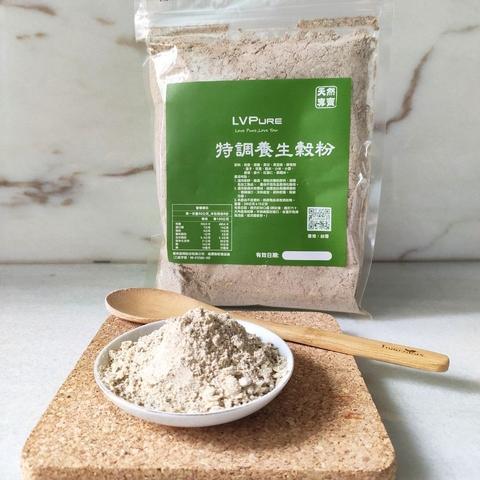 Factory Price Low Fat Nutritious Blend Grain Powder