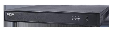 8-CH Embedded Plug & Play NVR