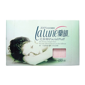 Lalune Facial  Puff 180pcs