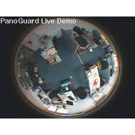 IP Camera 360/180 degree software enabled panorama security