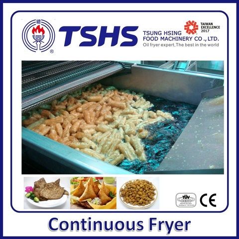 Chips Gas Deep Fryer