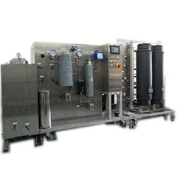 Taiwan Supercritical Fluid Mass Production Extraction